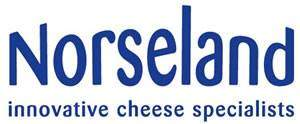 Noreseland innovative cheese specialists logo