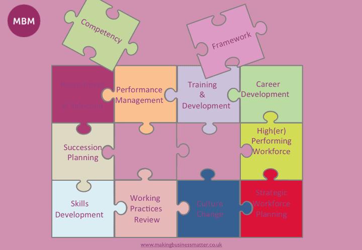 Competency Framework Jigsaw MBM