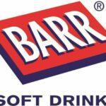 Barr soft drink logo