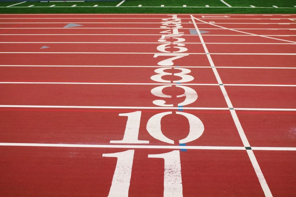 The track represents Nielsen Data, there is a specific way to use it