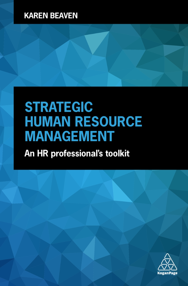 Book Cover of Strategic Human Resource Management by Karen Beaven