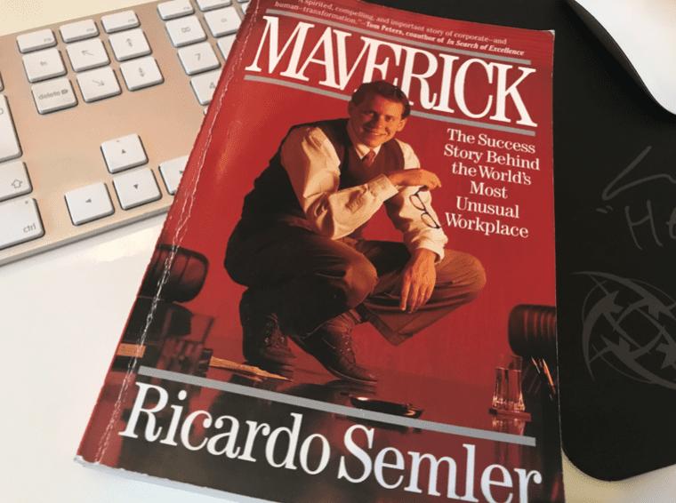 Book Cover for Maverick by Ricardo Semler