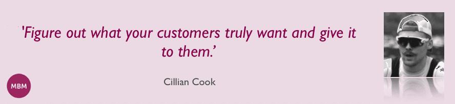 Fulfill a Customer Need