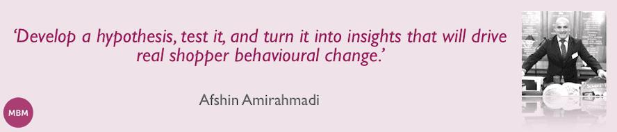 Focus on Changing Shopper Behaviour