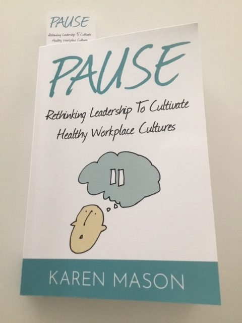 Book Cover of Pause by Karen Mason