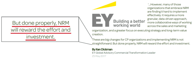 Quote from Ken Dickman of EY