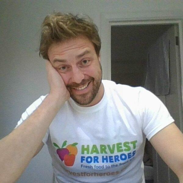 Oliver Bailey, Harvest for Heroes, Teamwork